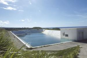 汐海-調整池(和泊町)