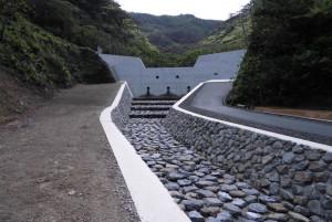 嘉渡砂防2(龍郷町)