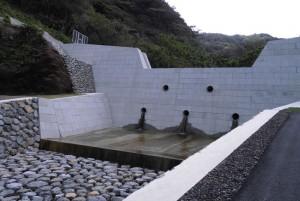 嘉渡砂防1(龍郷町)