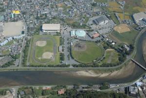 垂水中央運動公園(垂水市)